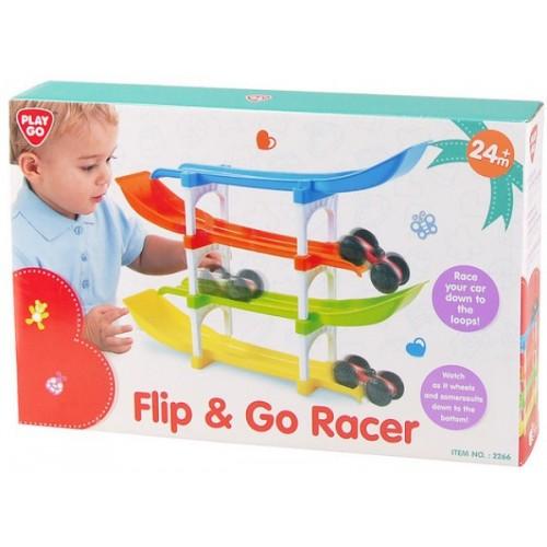 Playgo Flip n go racer