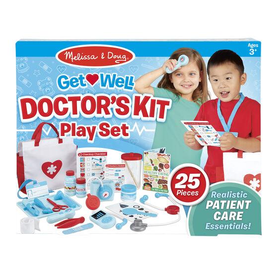 M&D Doctor set