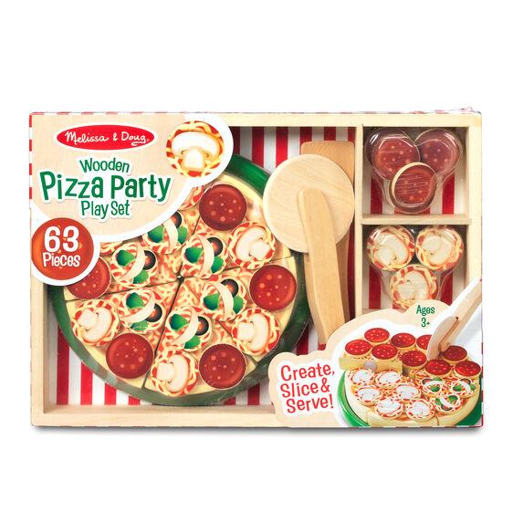 M&D Pizza Party
